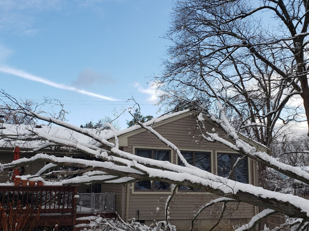 Get Storm Damage Cleanup Services in Byram and Sparta Township, NJ