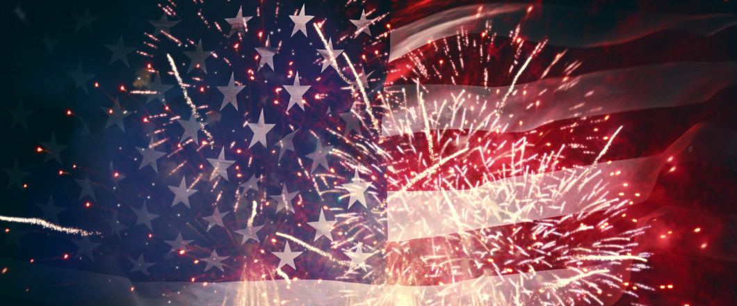 We Will Be Closed July 2nd - 7th for the 4th of July!